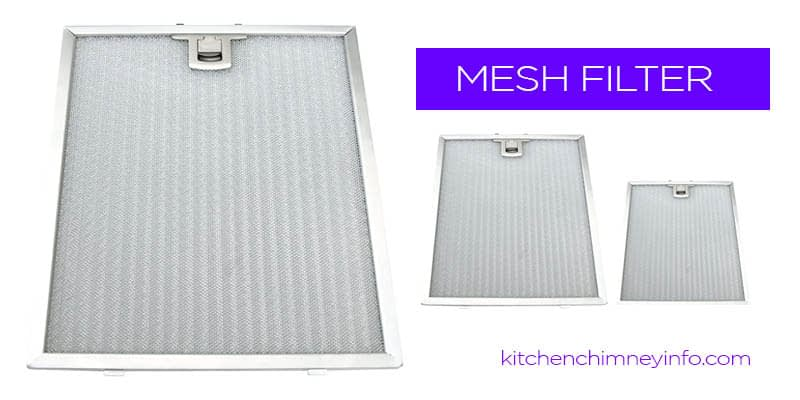 Mesh Filter - Kitchen Chimney | Kitchen Hood - KitchenChimneyinfo.com