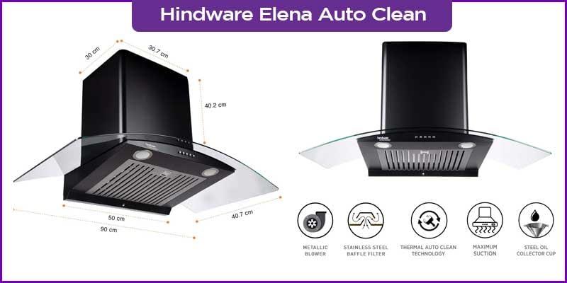 Elena Black Hindware Chimney Review