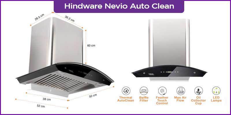 Nevio Hindware Chimney Review