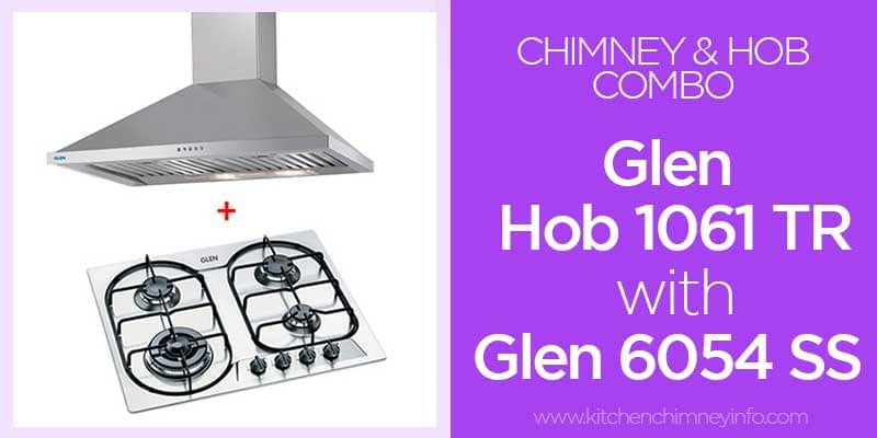 Glen Chimney and Hob Combo offers